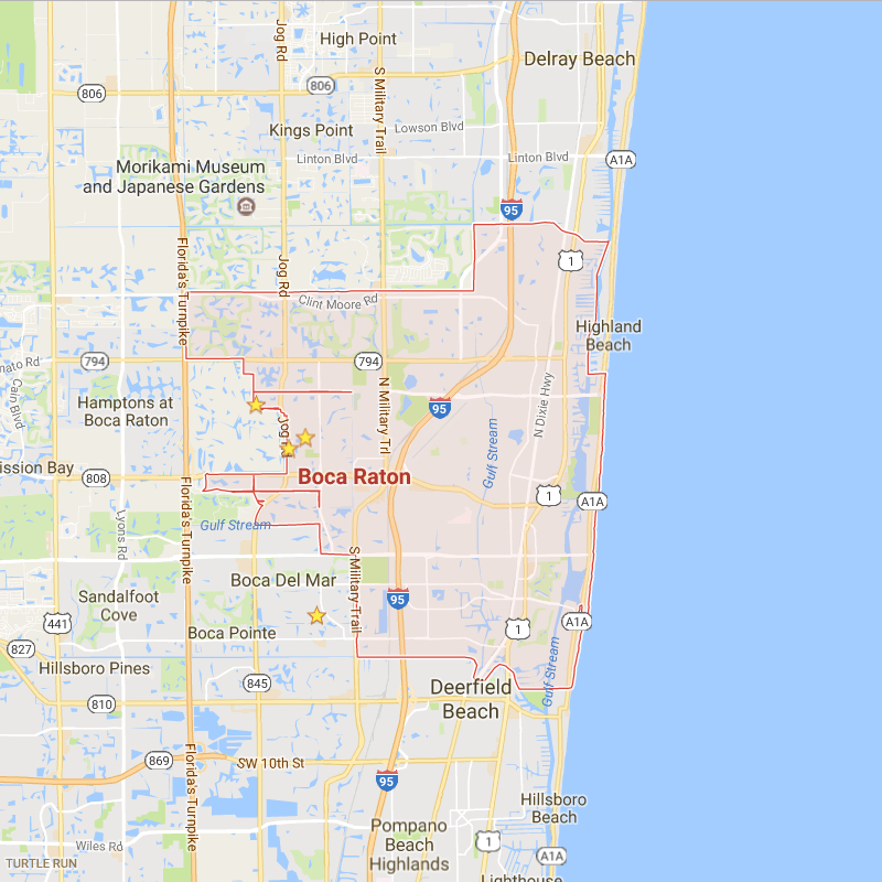 Boca Raton, Florida Real Estate for Sale - Realty Professionals, Inc